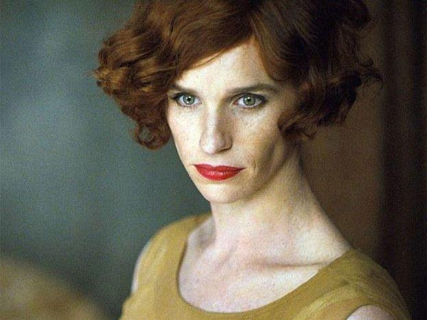 Eddie Redmayne - The Danish Girl