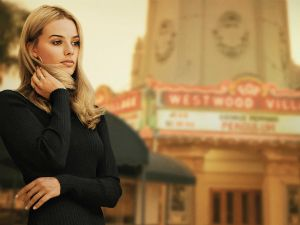 Once Upon a Time in Hollywood: Margot Robbie star del secondo poster