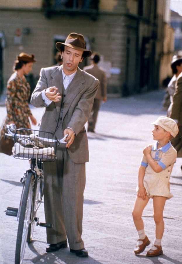 """Guido Orefice - """"La vita è bella"""" (1997)"""