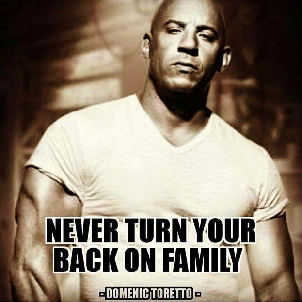 L'Instagram di Vin Diesel