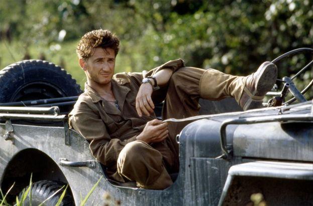 "Sean Penn - ""La sottile linea rossa"" (1998)"