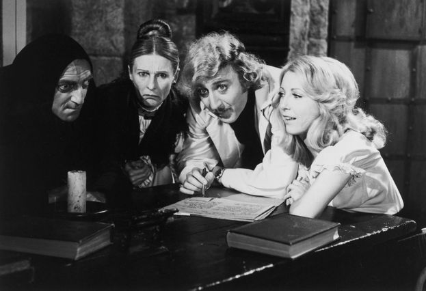 """""""Frankenstein Junior"""" (1974)"""