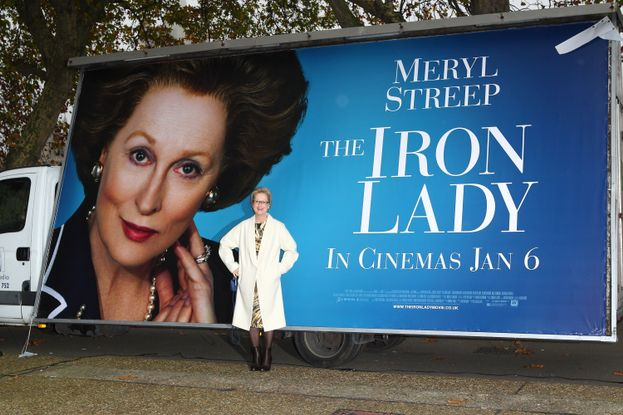 """The Iron Lady"" - (2011)"