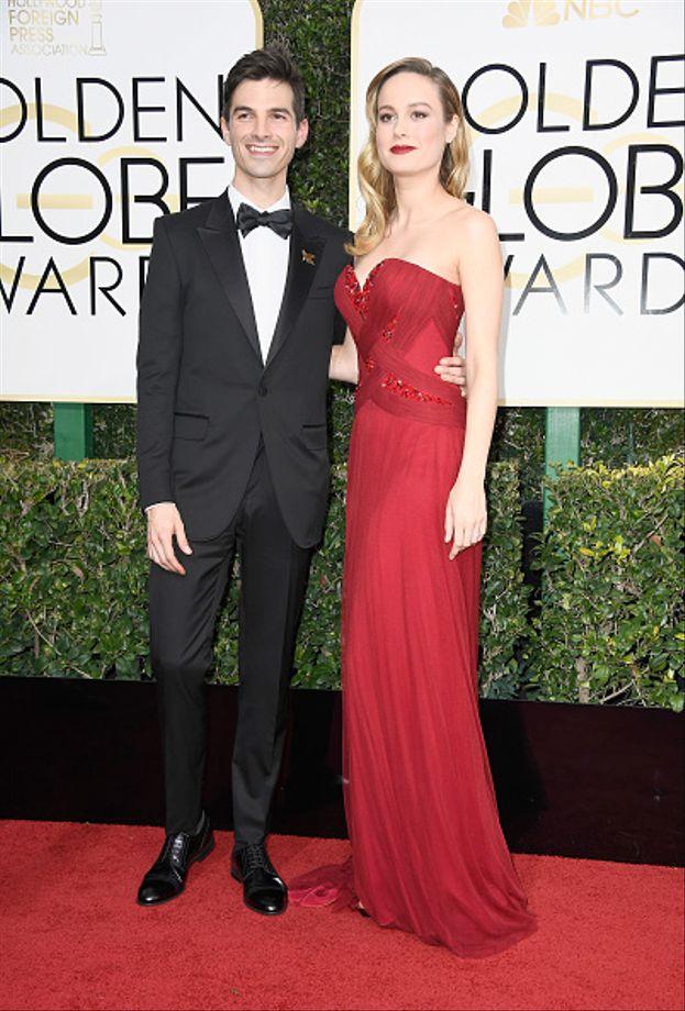 Brie Larson e Alex Greenwald