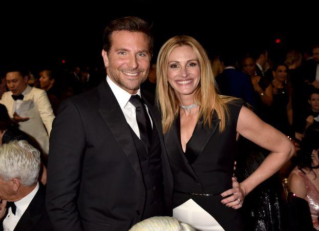Bradley Cooper e Julia Roberts