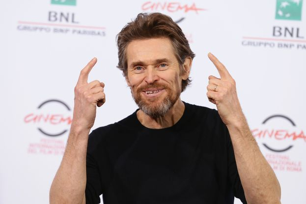 Willem Dafoe (At Eternity's Gate)