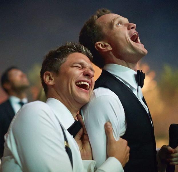 Neil Patrick Harris e David Burtka, insieme dal 2004, sposati dal 2014