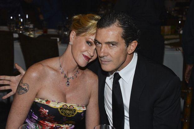 Melanie Griffith e Antonio Banderas, 1995-2014