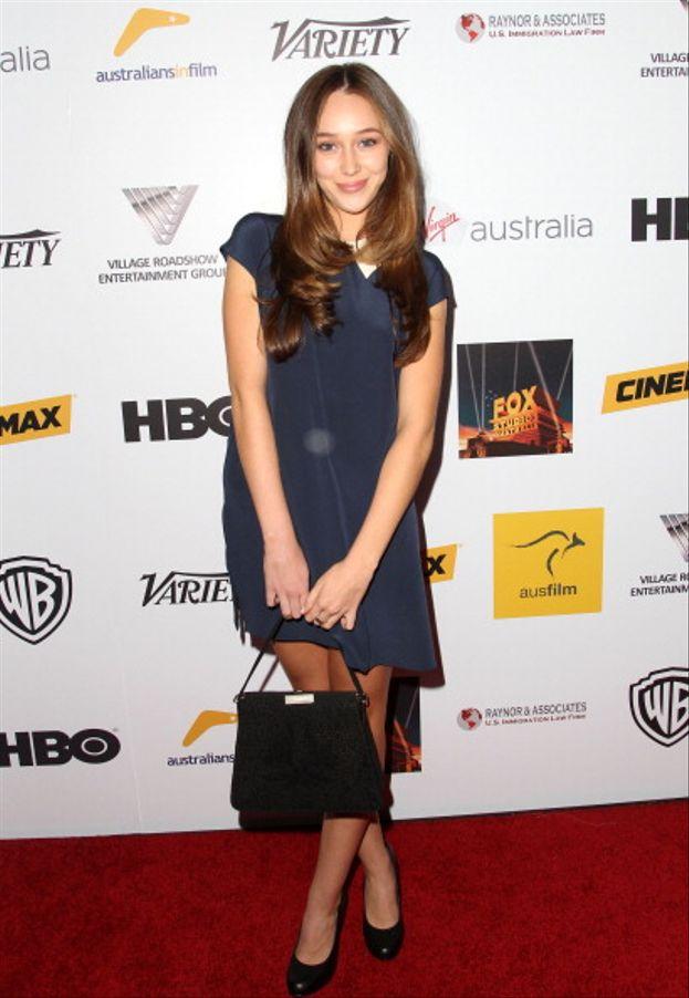 Look bon ton all'Australians In Film Awards Gala del 2013