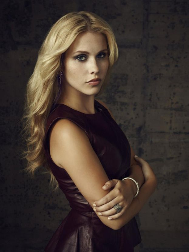 "Rebekah (Claire Holt) - ""The Vampire Diaries"" e ""The Originals"""