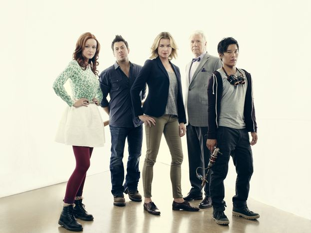 """The Librarians"" (2014 - in corso)"