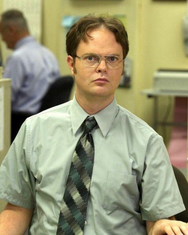 """Dwight Schrute (Rainn Wilson) - """"The Office"""""""