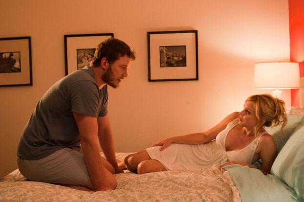 Anna Faris e Chris Pratt