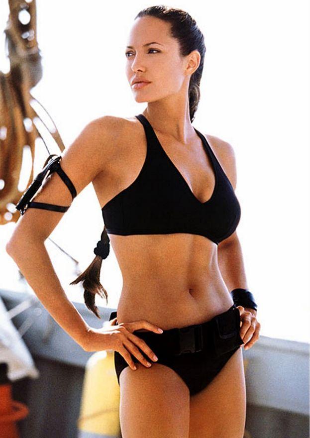 "Angelina Jolie - ""Lara Croft: Tomb Raider"" (2001)"