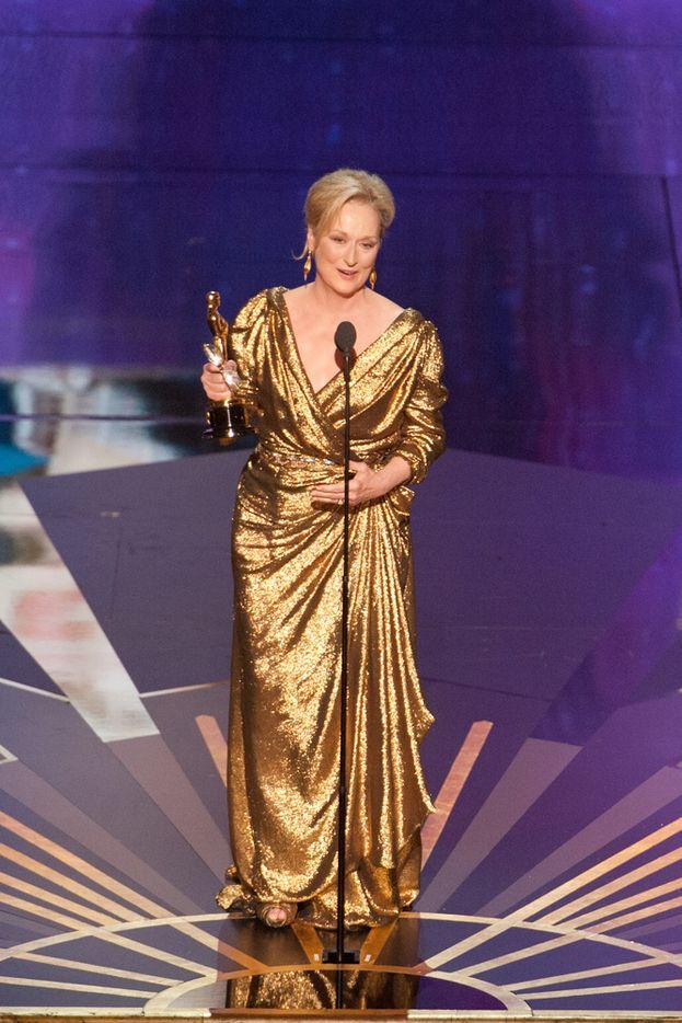 Maryl Streep, 2012