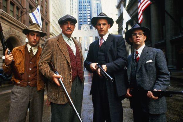 """""""The Untouchables - Gli intoccabili"""": 30 anni dall'uscita nelle sale (3 giugno 1987)"""