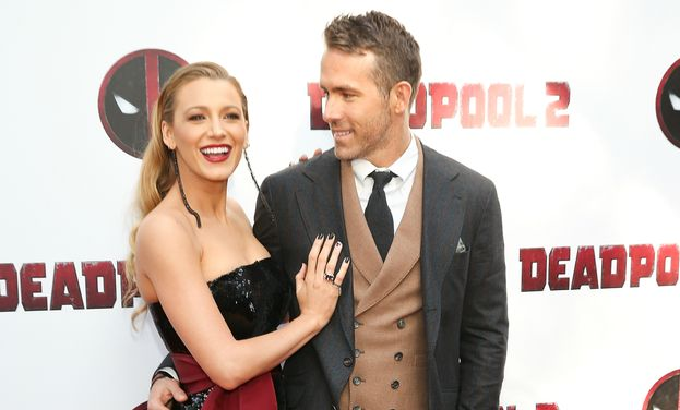 Blake Lively e Ryan Reynolds