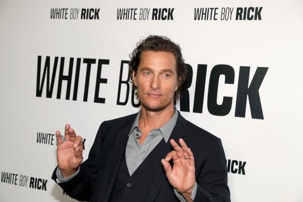 Matthew McConaughey - 4 novembre 1969