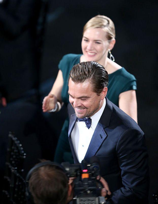 Leo e Kate agli Screen Actors Guild Awards 2016
