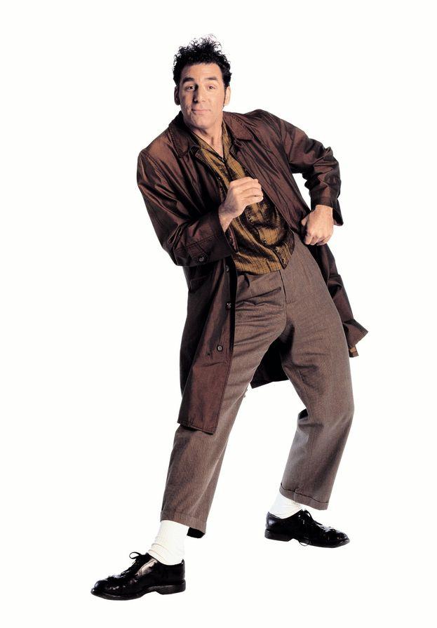 "Cosmo Kramer (Michael Richards) - ""Seinfeld"""