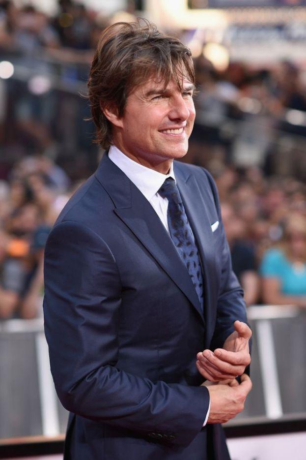 Tom Cruise - Tony Stark