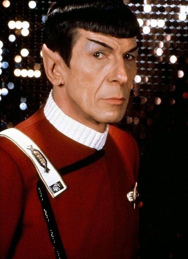 "Leonard Nimoy - ""Star Trek"""