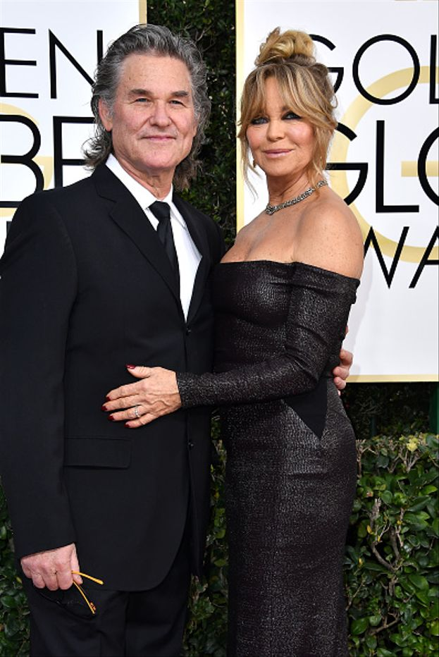 Kurt Russell e Goldie Hawn