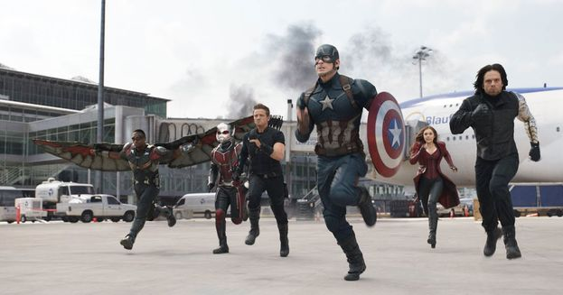 Film - 4. Captain America: Civil War
