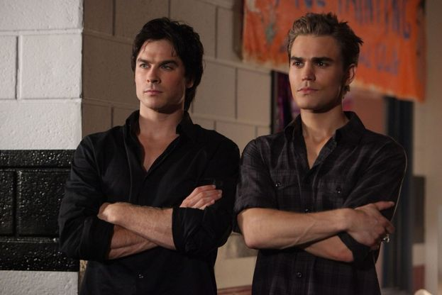 "I fratelli Salvatore - ""The Vampire Diaries"""
