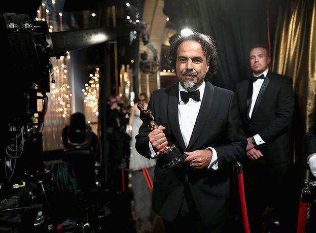 Il regista Alejandro González Iñárritu