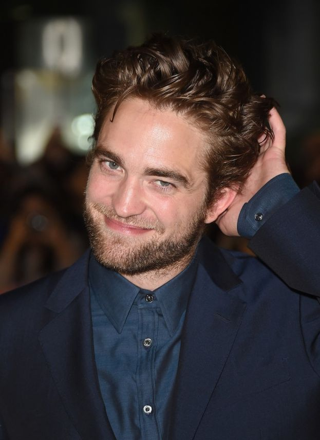 Robert Pattinson - Arsenal (calcio)