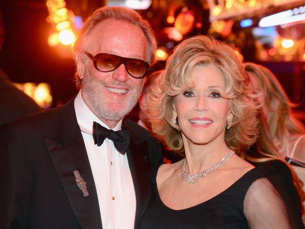 Jane e Peter Fonda