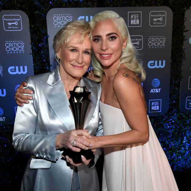 Glenn Close e Lady Gaga