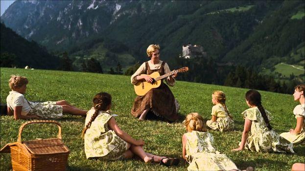 """Von Trapp – """"Tutti insieme appassionatamente"""" (1965)"""