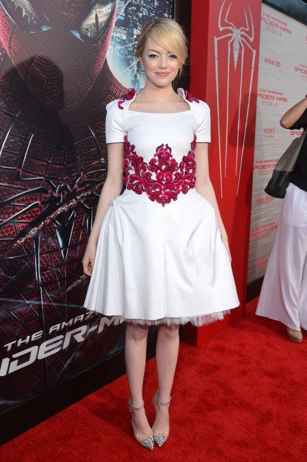 Emma Stone (The Amazing Spider-Man e The Amazing Spider-Man 2 - Il potere di Electro)