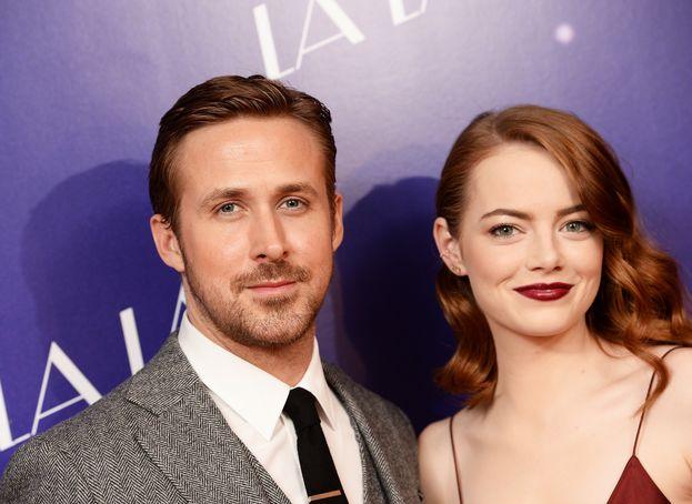 """Emma Stone e Ryan Gosling - """"La La Land"""" (2016)"""