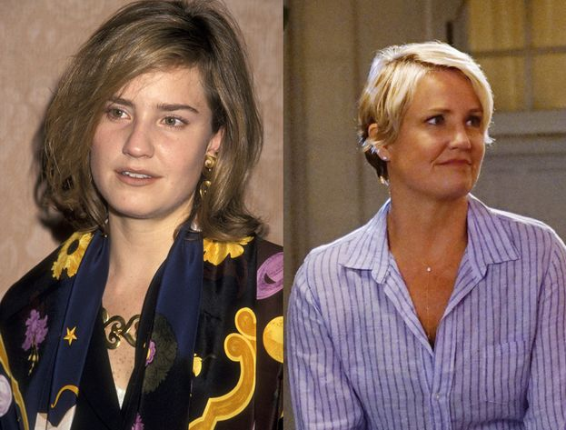 Sherry Stringfield - Susan Lewis: nel 1994 e nel 2016