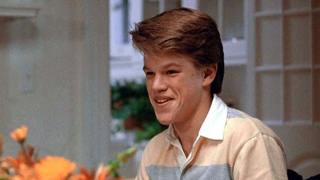 "Matt Damon - ""Mystic Pizza"" (1988)"