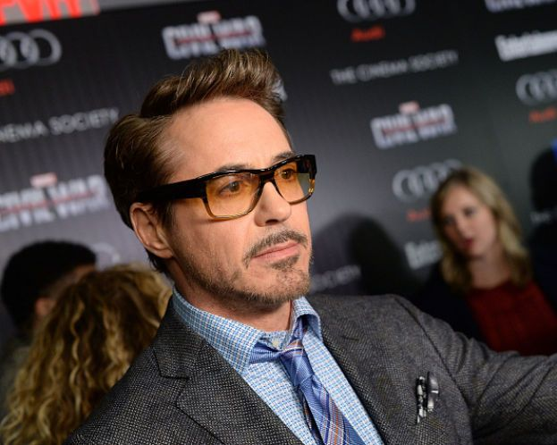 Robert Downey Jr. - 4 aprile 1965