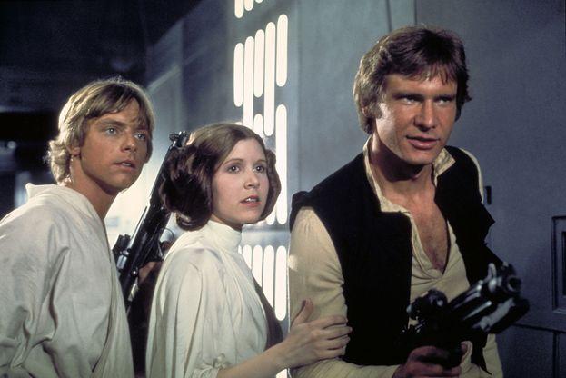 """""""Guerre stellari"""": 40 anni dall'uscita nelle sale (25 maggio 1977)"""