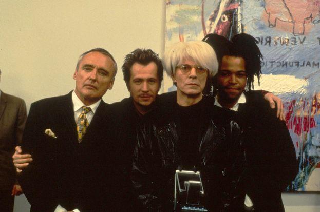 """""""Basquiat"""" (1996)"""