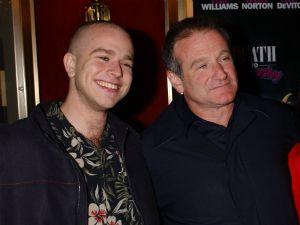 Robin Williams: il commovente omaggio del figlio alla memoria del padre