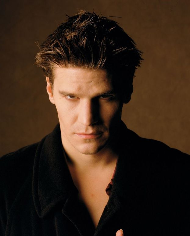 "Angel (David Boreanaz) - ""Buffy l'ammazzavampiri"""