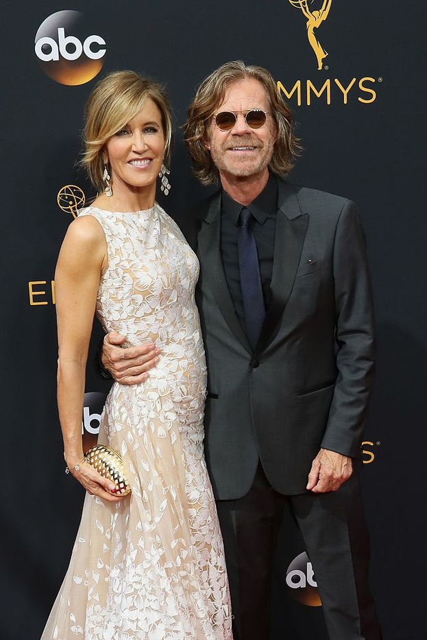 Felicity Huffman e William H. Macy, sposati dal 1997