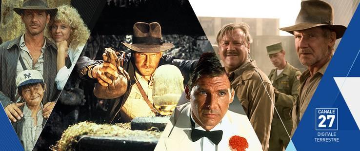 La saga di Indiana Jones