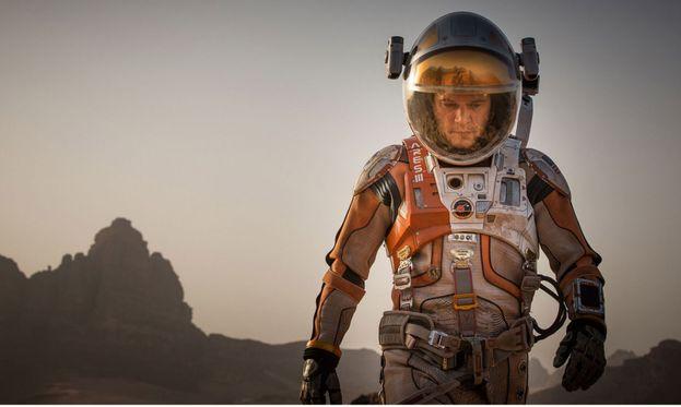 """Sopravvissuto – The Martian"" (2015)"