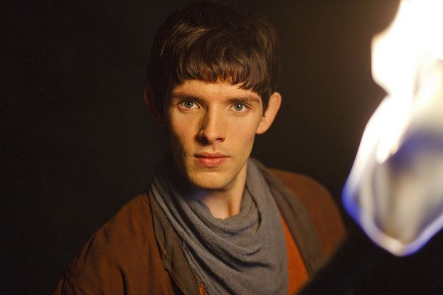 Merlino (Colin Morgan)