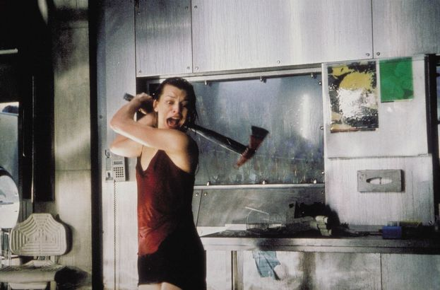 """Resident Evil"" (2002) - Alice"