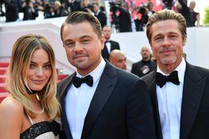 C'era una volta a... Hollywood e a... Cannes, il red carpet del film di Tarantino