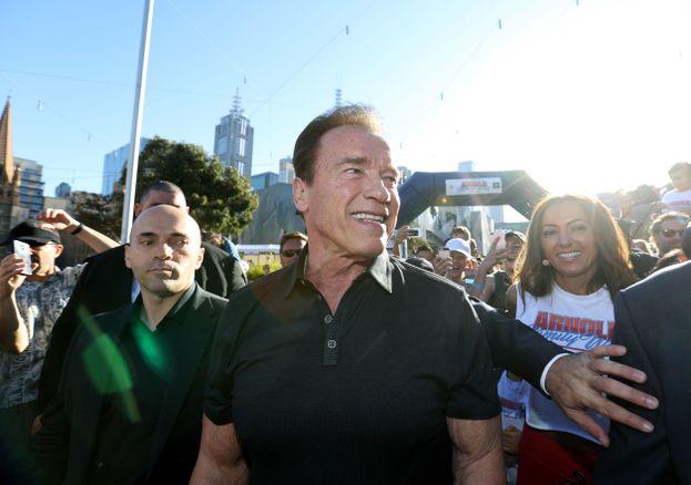 """Arnold Schwarzenegger - """"Yado"""" (1985)"""